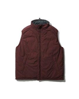 Nylon vest coat