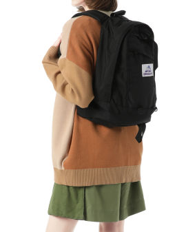 Front patch backpack