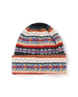 Knitted wool beanie