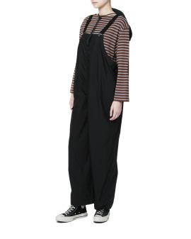Flap pocket jumpsuit