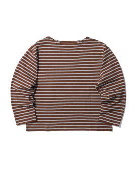 Stripe print top