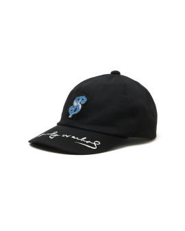 X Andy Warhol Embroidered $ cap