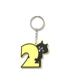 Nya Cat 2 keyring