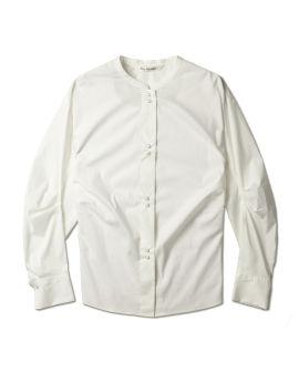 Cinched waist shirt