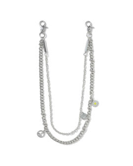 Metal pendant chain