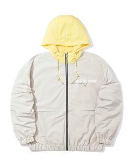 """""""Made In Factory"""" windbreaker jacket"""
