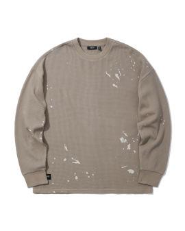 Paint splatter top