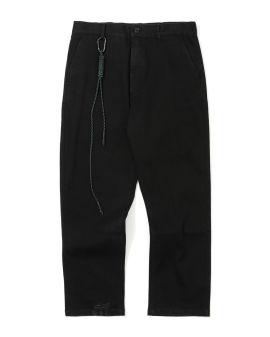 Broken Artic distressed jeans