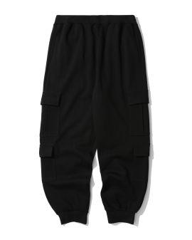 Interlock cargo pants