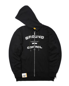 Ground Control zip hoodie