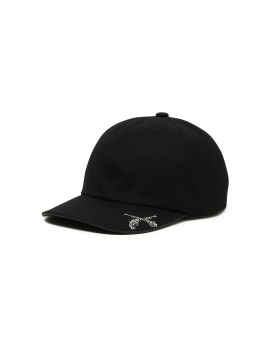 Embellished crossgun cap