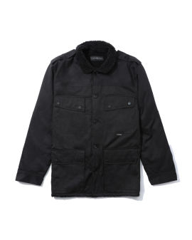 Military ranch coat