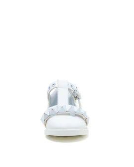 Studded mocassino shoes