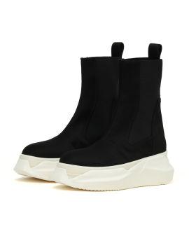 Scarpe Tessuto Beatle boots