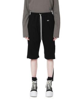Knee length shorts