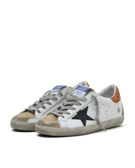 Super-Star suede sneakers