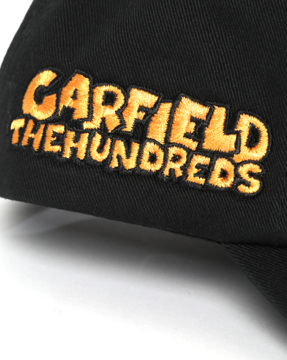a8d5e918db6 THE HUNDREDS X Garfield Mood embroidered dad hat