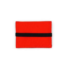 Logo patch wallet