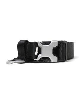 Logo print belt