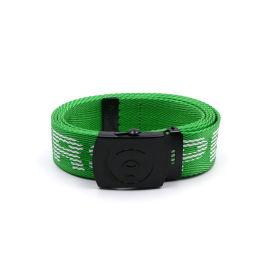 Logo woven belt