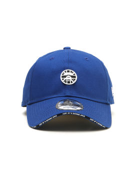 X New Era 9Twenty logo patch cap