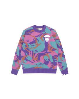 Ape Face knit sweater