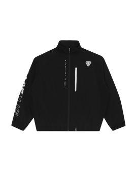 Ape Face patch zip jacket