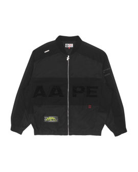 Patterned lightweight jacket