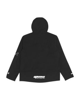 Ape Face hooded jacket