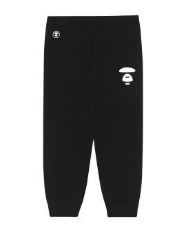 Printed sweat pants
