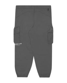 Woven cargo pants