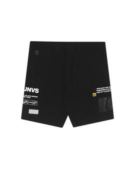 Woven cargo shorts