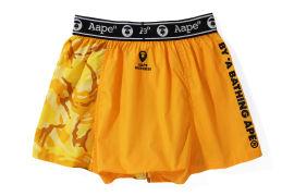 Splice logo camo boxers