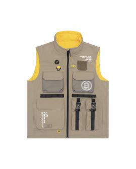 Reversible vest jacket