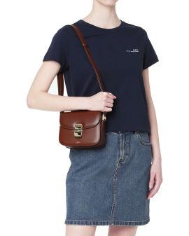 Grace mini leather bag