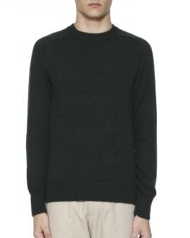 Wool-yak sweater