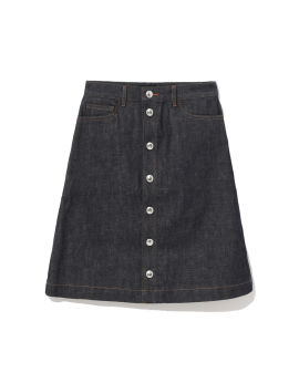 Therese denim skirt
