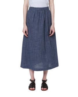 Long Ravenna skirt