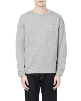Mike logo sweatshirt