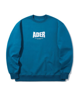 Embroidered sweatshirt