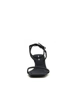 Jessie Crystal Logo sandals