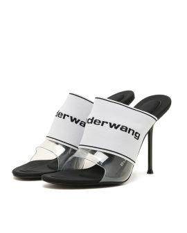 Sienna Logo Elastic Band sandals