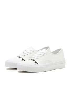 Dropout logo sneakers