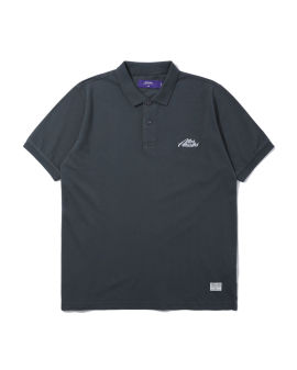 Logo polo shirt