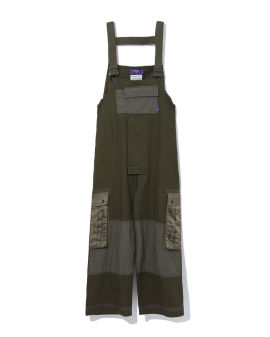 Panelled cargo overalls