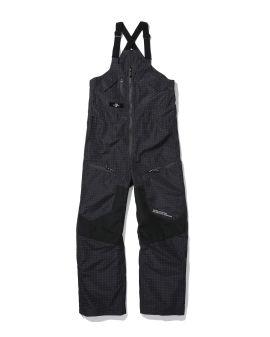 X WILLIAMISM snowboard bib pants