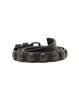 Stud embellished belt