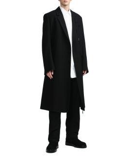 Thomas slouchy long jacket