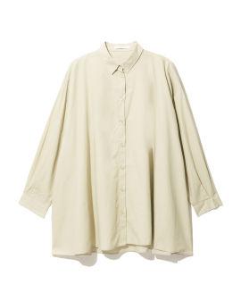 Oversized button shirt