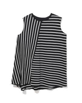 Relax fit stripe tank top